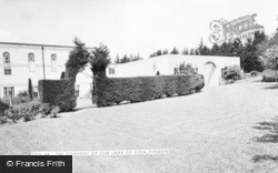 Findon, The Convent Of Our Lady Of Sion c.1955