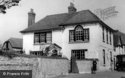 The Gun Inn c.1955, Findon