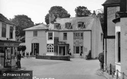 The Square c.1955, Findon