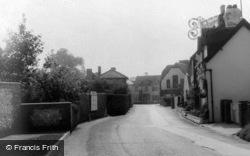 The Village c.1965, Findon