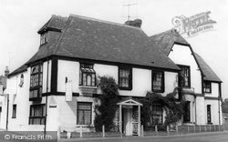 Findon, The Village House Hotel c.1955