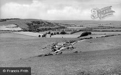 Findon, Tolmare Farm c.1955