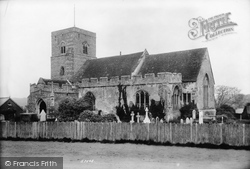 Fingringhoe, St Andrew's Church 1907