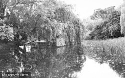Fingringhoe, The Spring c.1960