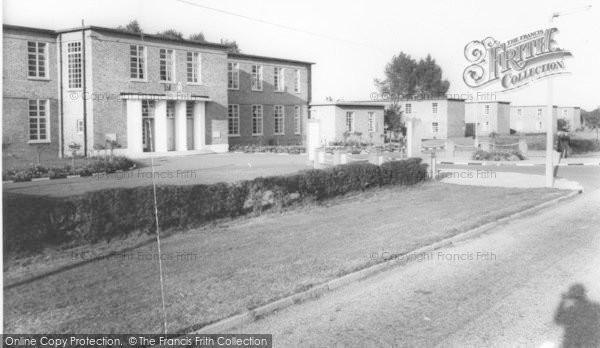 Photo of Finningley, RAF Camp c.1960