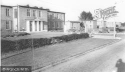 Finningley, RAF Camp c.1960