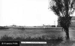 Finningley, The Aerodrome c.1960