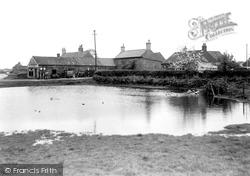 Finningley, The Pond c.1950