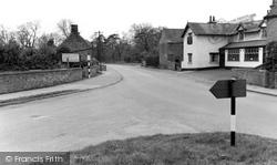 Finningley, The Village 1951
