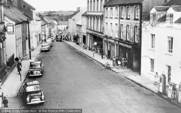 Photo of Fintona, Main Street c.1965