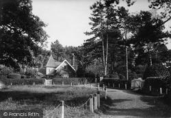Fishbourne, 1923
