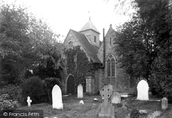 Fishbourne, Church Of St Peter And St Mary 1906