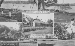 Fishbourne, Composite c.1960