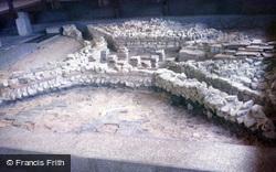 Roman Palace, Under-Floor Heating System c.1985, Fishbourne