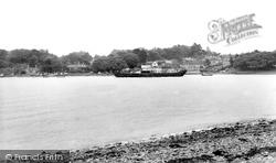 Fishbourne, The Car Ferry c.1955