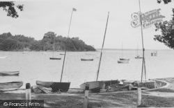 Fishbourne, The Creek c.1960
