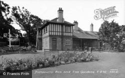 The Fishbourne Inn And Tea Gardens c.1960, Fishbourne