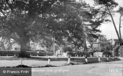 The Green c.1960, Fishbourne