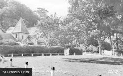 Fishbourne, The Green c.1960