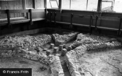Fishbourne, The Roman Palace c.1968