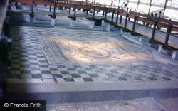 The Roman Palace, Mosaic c.1985, Fishbourne