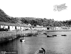 Fishguard, Bay Yacht Club c.1950