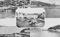 Fishguard, Composite c.1960
