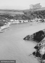 Fishguard, From Penslade c.1960