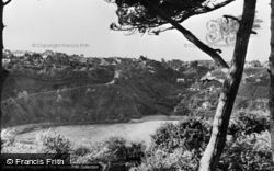 Fishguard, General View c.1960