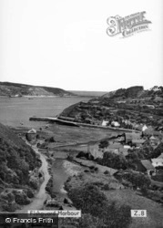 Harbour c.1950, Fishguard
