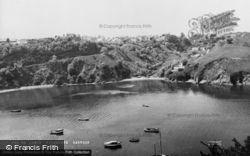 Fishguard, Lower Harbour c.1960