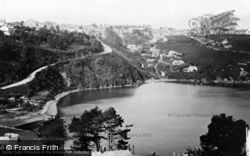 Fishguard, Lower Town c.1950