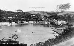 Fishguard, Lower Town c.1955