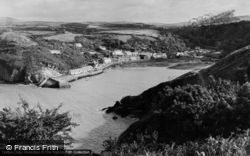 Fishguard, Lower Town c.1960
