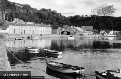 Fishguard, Old Harbour, The Quay c.1950