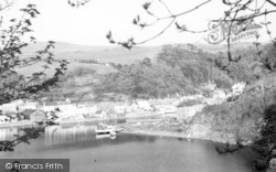 Fishguard, The Gwaun Valley c.1950