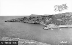 Fishguard, The Old Fort c.1960