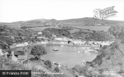 Fishguard, The Old Harbour c.1960