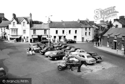 Fishguard, The Square c.1960