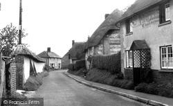 Fittleton, The Village c.1955