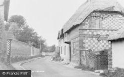 Fittleton, Village c.1955