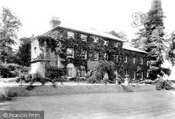 Fittleworth, Fittleworth House 1908