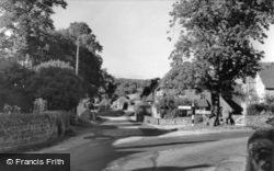 Hallelujah Corner, Bedham Road c.1965, Fittleworth