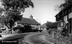 Hallelujah Corner, Upper Street c.1965, Fittleworth