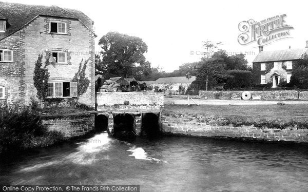 Fittleworth,Mill 1898,Sussex