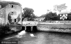 Fittleworth, Lower Fittleworth Mill 1898