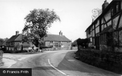 Main Road c.1960, Fittleworth