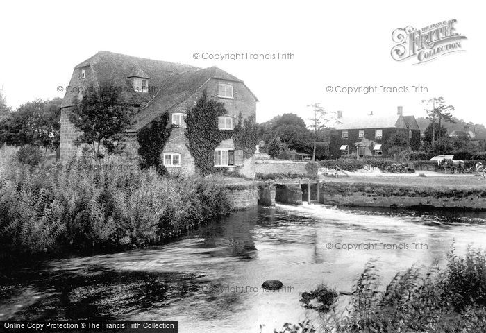 Fittleworth,Mill 1908,Sussex