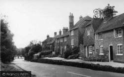 Old Cottages c.1955, Fittleworth
