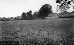 Fittleworth, Recreation Ground c.1960